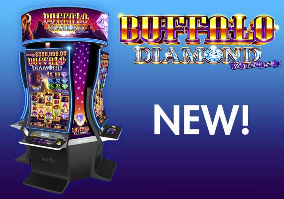 Buffalo grand slot machine tips